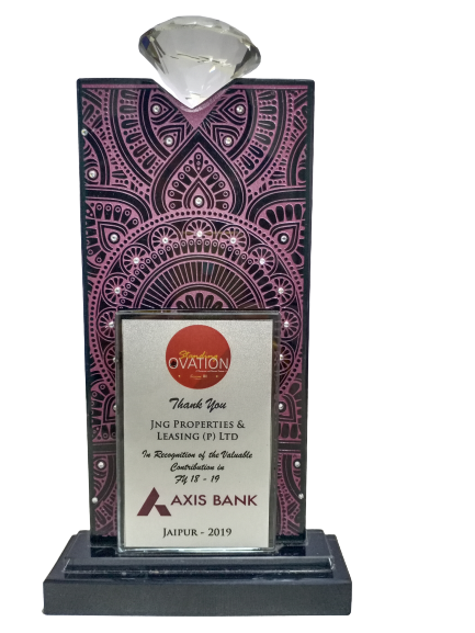 Axis Bank Standing Ovation Jaipur 2019